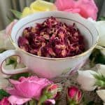 Posy of Roses Tea